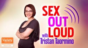 Logo for Tristan Taormino's Sex Out Loud podcast